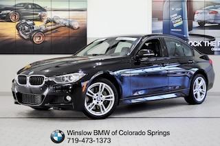 Used 2015 BMW 3 Series 335i Xdrive Sedan for sale in Colorado Springs