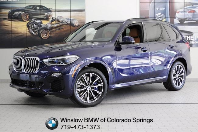 New 2019 BMW X5 xDrive50i SUV Colorado Springs