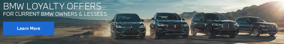 BMW Loyalty Credit
