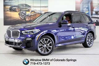New 2019 BMW X5 M xDrive50i SUV for sale in Colorado Springs