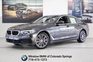 New 2019 BMW 5 Series 540i xDrive Sedan for sale in Colorado Springs