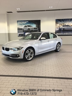 Certified 2018 BMW 3 Series 330i Xdrive Sedan for sale in Colorado Springs