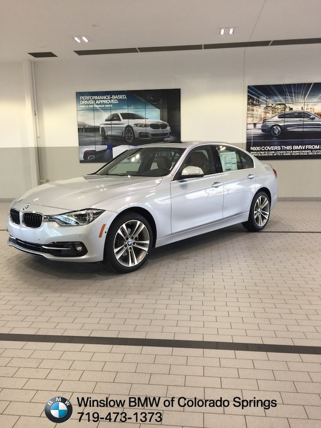 Certified 2018 BMW 3 Series 330i Xdrive Sedan Colorado Springs