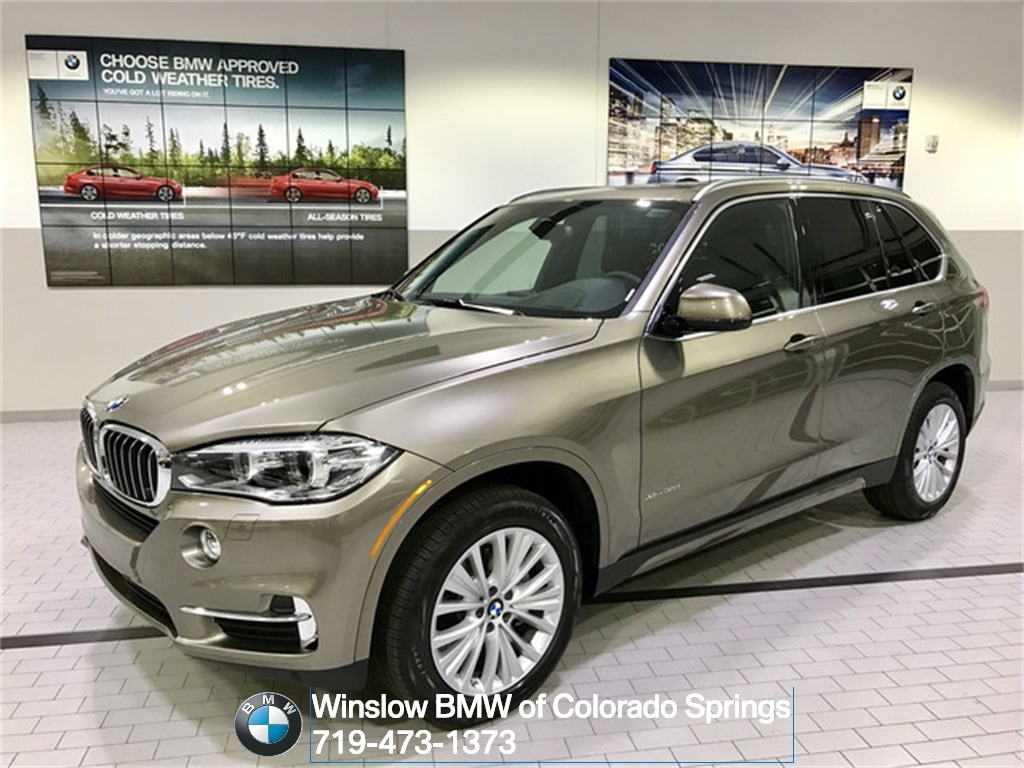 Used 2017 BMW X5 xDrive35i SUV in Colorado Springs