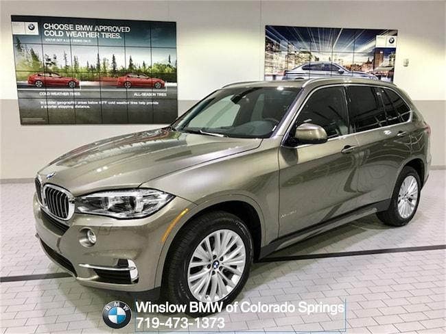 New 2017 BMW X5 Xdrive35i SUV Colorado Springs