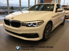 New 2017 BMW 5 Series 530i Xdrive Sedan for sale in Colorado Springs