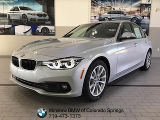 Used 2018 BMW 3 Series 320i Xdrive Sedan for sale in Colorado Springs