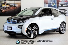 2015 BMW i3 Base Hatchback