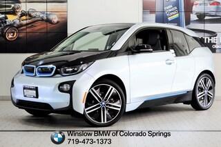 Used 2015 BMW i3 Base Hatchback for sale in Colorado Springs