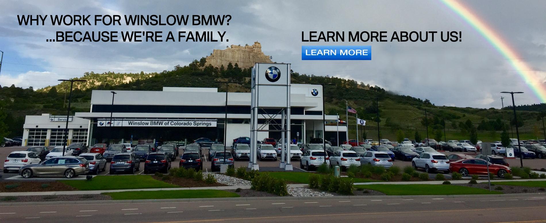 BMW Job Openings In Colorado Springs