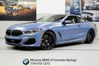 New 2019 BMW 8 Series M850i xDrive Coupe for sale in Colorado Springs