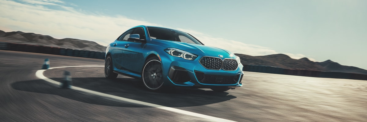 NEw BMW 2-Series Gran Coupe
