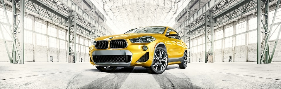 New BMW X2 Monument CO
