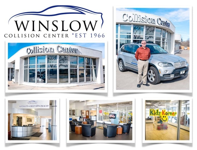 Colorado Springs Bmw Body Shop Collision Center Winslow Bmw Of