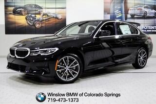 New 2019 BMW 3 Series 330i xDrive Sedan for sale in Colorado Springs