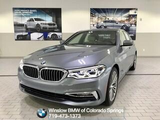 New 2017 BMW 5 Series 530i Xdrive Sedan for sale in Colorado Springs
