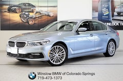 Certified 2017 BMW 5 Series 530i Xdrive Sedan for sale in Colorado Springs