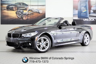 Used 2016 BMW 4 Series 428i Xdrive Convertible for sale in Colorado Springs
