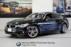 Certified Pre-Owned 2016 BMW 4 Series 428i Gran Coupe Hatchback in Colorado Springs