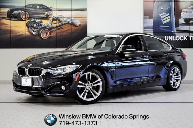 Certified 2016 BMW 4 Series 428i Gran Coupe Hatchback Colorado Springs