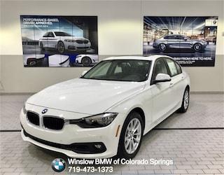 New 2017 BMW 3 Series 320i Xdrive Sedan for sale in Colorado Springs