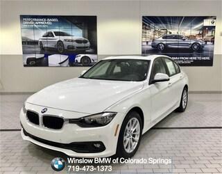 Used 2017 BMW 3 Series 320i Xdrive Sedan for sale in Colorado Springs