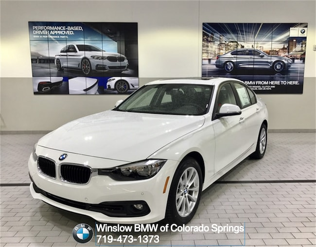 Certified 2017 BMW 3 Series 320i Xdrive Sedan Colorado Springs
