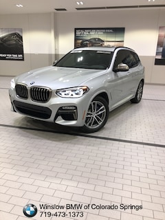 Certified Pre-Owned 2018 BMW X3 M40i SUV for sale in Colorado Springs