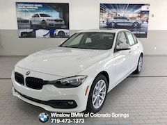 Used 2017 BMW 3 Series 320i Xdrive Sedan in Colorado Springs