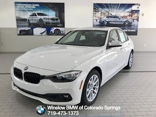 New 2017 BMW 3 Series 320i Xdrive Sedan for sale in Colorado Springs