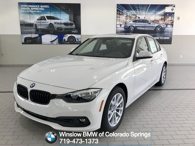 New 2017 BMW 3 Series 320i Xdrive Sedan Colorado Springs