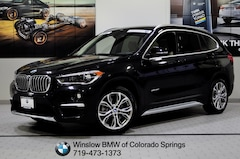Certified Pre-Owned 2016 BMW X1 Xdrive28i SUV for sale in Colorado Springs