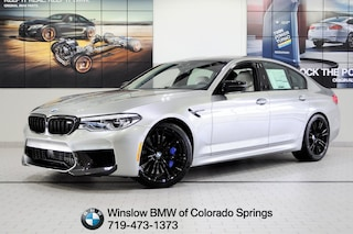 New 2019 BMW M5 Competition Sedan for sale in Colorado Springs