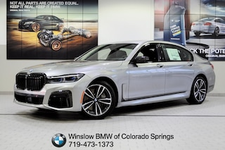 New 2020 BMW 7 Series 750i Xdrive Sedan for sale in Colorado Springs