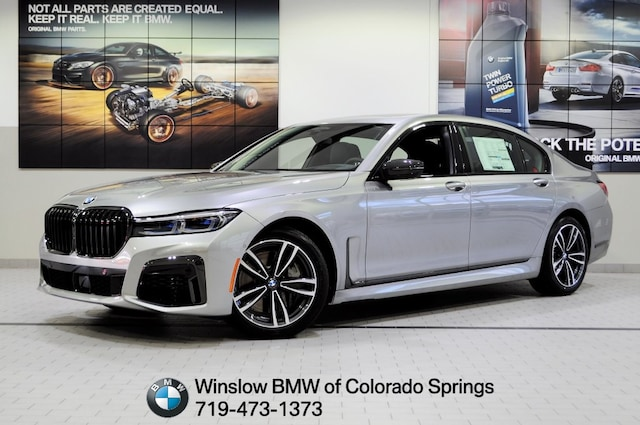 New 2020 BMW 7 Series For Sale | Colorado Springs CO | Stock
