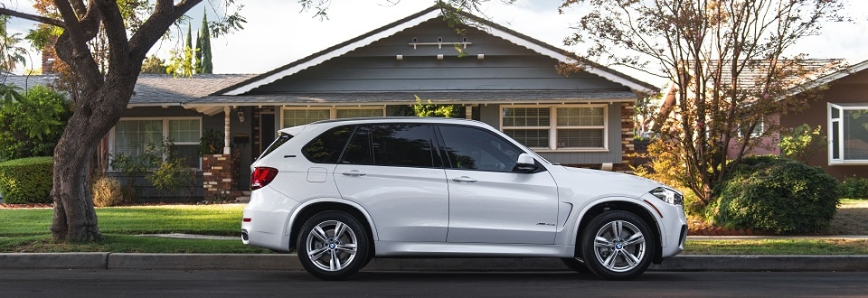 New BMW X5 in Colorado