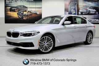 New 2019 BMW 530e Xdrive Iperformance Sedan for sale in Colorado Springs
