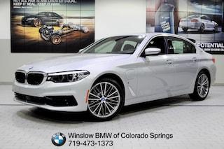 New 2019 BMW 5 Series 530e xDrive iPerformance Sedan for sale in Colorado Springs