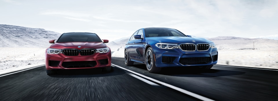 New BMW M-Series