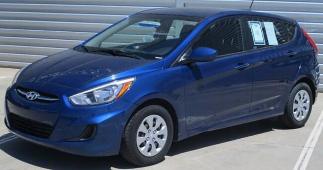 2017 Hyundai Accent SE HATCHBACK AUTO in Winslow, AZ
