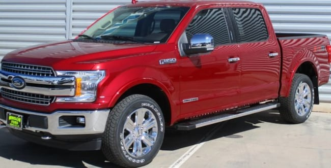 2018 Ford F-150 Lariat in Winslow at Winslow Ford