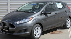 New Ford 2018 Ford Fiesta SE 3FADP4EJ7JM144395 in Winslow at Winslow Ford