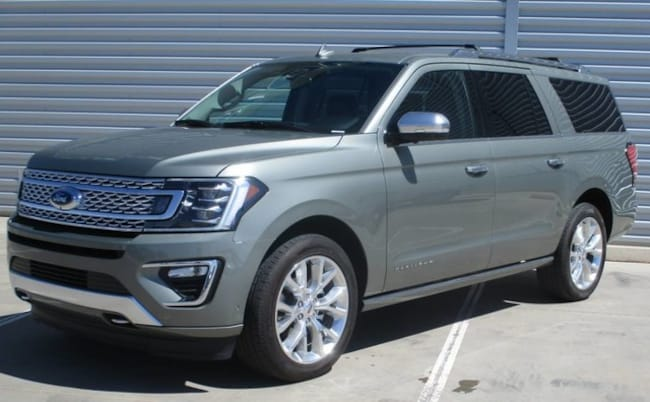 2019 Ford Expedition Max Platinum in Winslow at Winslow Ford