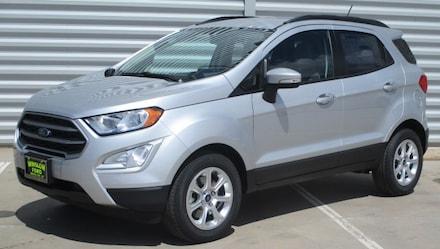 Featured New 2021 Ford EcoSport SE SUV for sale near Flagstaff, AZ