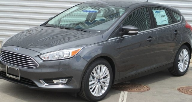 2018 Ford Focus Titanium for sale near Flagstaff, AZ