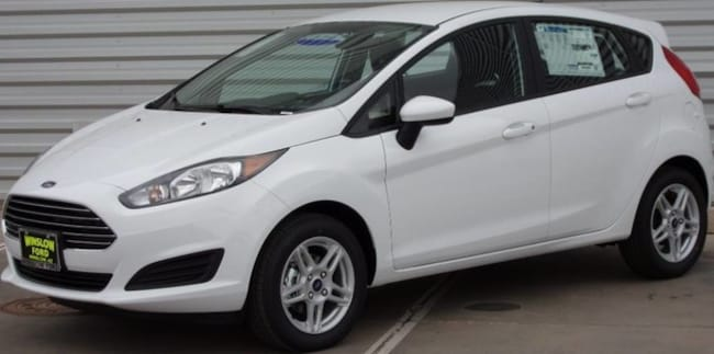 2018 Ford Fiesta SE in Winslow at Winslow Ford