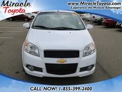 2011 Chevrolet Aveo HB LT w/2LT