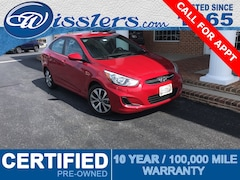 Used 2017 Hyundai Accent Value Edition Sedan for sale in Mount Joy