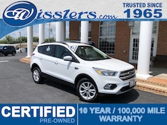 certified  2018 Ford Escape SE SUV mount joy, pa