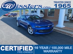 Used 2016 Chevrolet Camaro for sale in Mount Joy